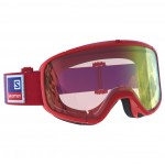 Gogle SALOMOn FOUR SEVEN PHOTO Red/AllWeath