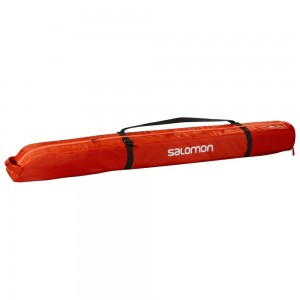 Pokrowiec EXTEND 1PAIR 165+20 SKIBAG orange