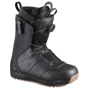 Buty Snowboardowe Salomon LAUNCH BOA SJ Black 2018/19