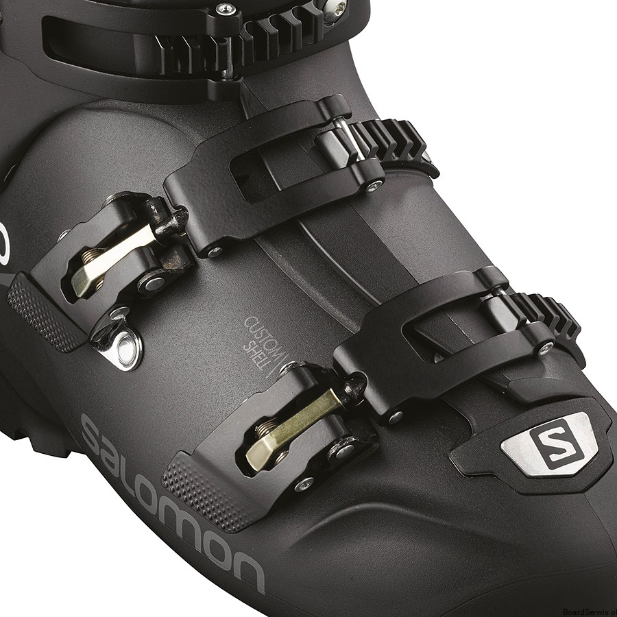Buty Salomon X Pro 120 BlackMetallic 2018