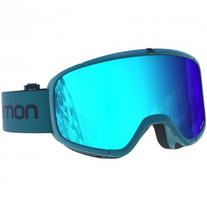 Gogle SALOMON FOUR SEVEN Hawai Surf/Sol Blue