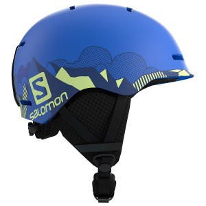 Kask SALOMON GROM Pop Blue Mat 2018/2019