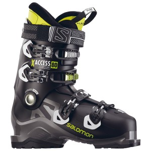 Buty SALOMON X ACCESS 80 Black/Anthra/Acide Gre 2018/2019