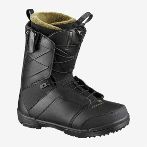 Buty Salomon FACTION black 2019/20