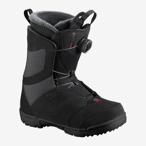 Buty Salomon Pearl BOA black 2019/20