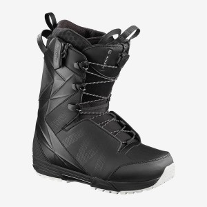 Buty Salomon MALAMUTE black 2019/20