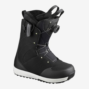 Buty Salomon IVY BOA sj black 2019/20