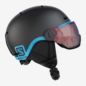 Kask Salomon GROM VISOR black 2019/20