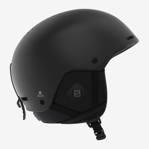 Kask Salomon BRIGADE+ black 2019/2020