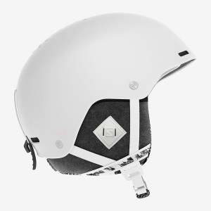 Kask Salomon SPELL+ white 2019/2020
