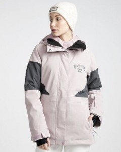 Kurtka Billabong SAY WHAT 2019/20 Mauve