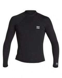 Pianka Billabong  2/2 Absolute Comp Long Sleeve black