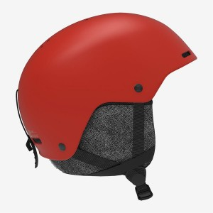 Kask Salomon BRIGADE Red Orange 20/21
