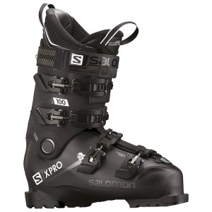 Buty SALOMON X PRO 100 Black/Metallic Black/Wh 2018/2019