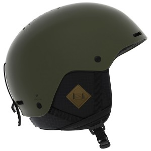 Kask SALOMON BRIGADE+ Olive Night 2018/2019