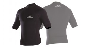 Lycra O'Neill Thermo S/S Crew Black
