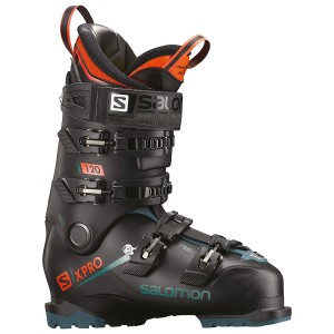 Buty SALOMON X PRO 120 Black/Blue/Orange 2018/2019